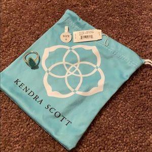 Kendra Scott Arrowhead ring
